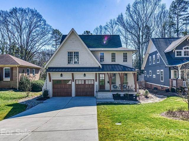 204 Wonderwood Drive, Charlotte, NC 28211 (#3704150) :: High Performance Real Estate Advisors