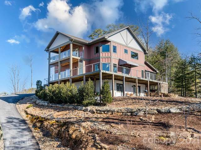 400 Jonathan Creek Drive #14, Etowah, NC 28729 (#3704176) :: Keller Williams Professionals