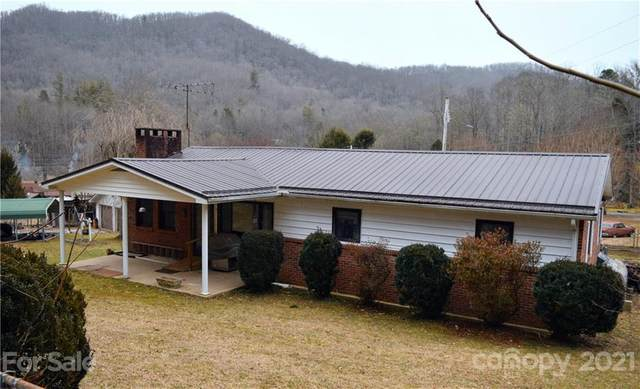 99 Jaffe Road, Rosman, NC 28772 (#3704299) :: Keller Williams Professionals