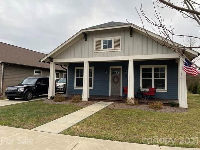 22 Bungalow Way, Brevard, NC 28712 (#3704342) :: Austin Barnett Realty, LLC