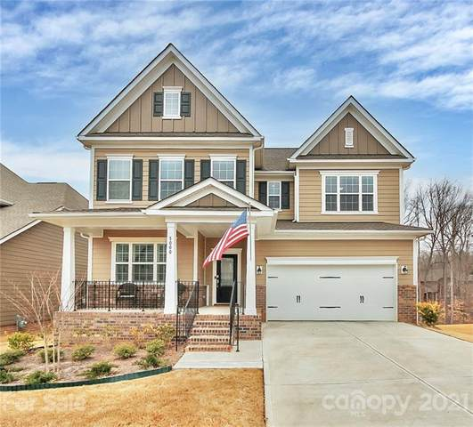 5000 Lily Pond Circle, Waxhaw, NC 28173 (#3704363) :: Keller Williams South Park