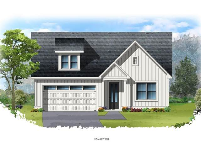 160 Powder Springs Drive #15, Statesville, NC 28677 (#3704391) :: BluAxis Realty