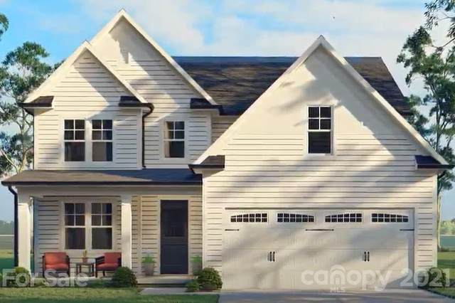 148 Powder Springs Drive #16, Statesville, NC 28677 (#3704411) :: BluAxis Realty