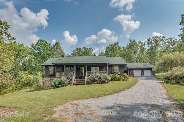 2885 Lake Adger Parkway #25, Mill Spring, NC 28756 (#3704465) :: Bigach2Follow with Keller Williams Realty