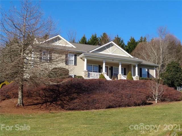 68 Eagle Chase Lane, Etowah, NC 28729 (#3704467) :: Burton Real Estate Group