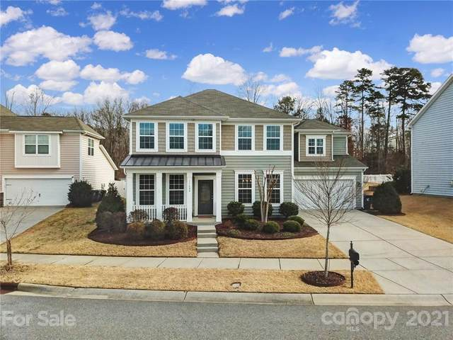 11608 Lottingly Drive, Huntersville, NC 28078 (#3704530) :: Home and Key Realty