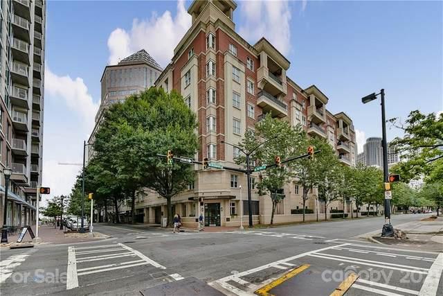 578 N Church Street, Charlotte, NC 28202 (#3704560) :: LePage Johnson Realty Group, LLC
