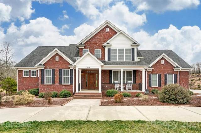 814 Misty Arbor Ford, Clover, SC 29710 (#3704779) :: Home and Key Realty