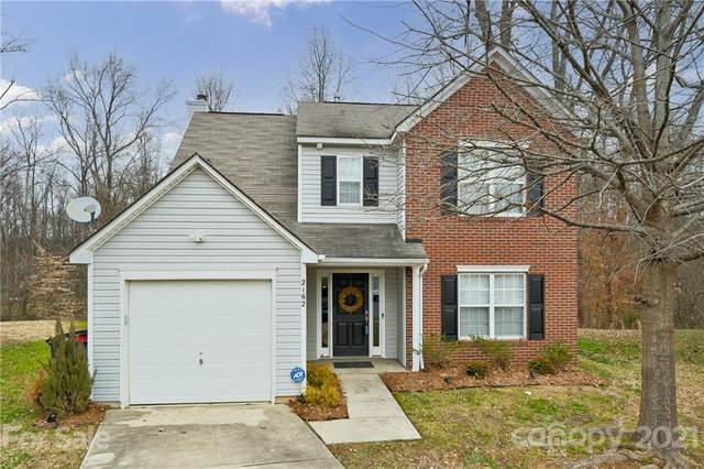 2162 Cindy Creek Lane, Charlotte, NC 28216 (#3704797) :: Burton Real Estate Group