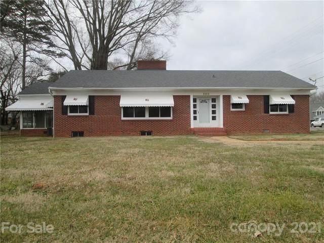 3102 S Main Street, Salisbury, NC 28147 (#3704819) :: Stephen Cooley Real Estate Group
