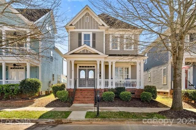 14726 Holly Springs Drive, Huntersville, NC 28078 (#3704832) :: Burton Real Estate Group