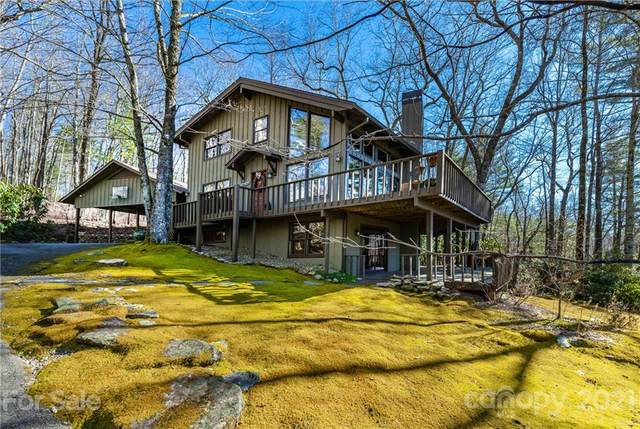 2454 Cold Mountain Road, Lake Toxaway, NC 28747 (#3704914) :: MOVE Asheville Realty