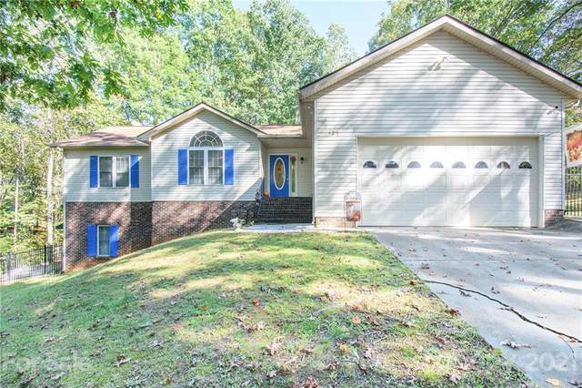 127 Parkers Grove Lane, Statesville, NC 28677 (#3704931) :: Love Real Estate NC/SC