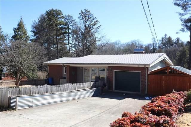 338 Hawthorne Drive, Brevard, NC 28712 (#3705087) :: Home and Key Realty