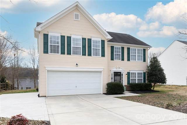 606 Mossfield Court, York, SC 29745 (#3705278) :: MOVE Asheville Realty