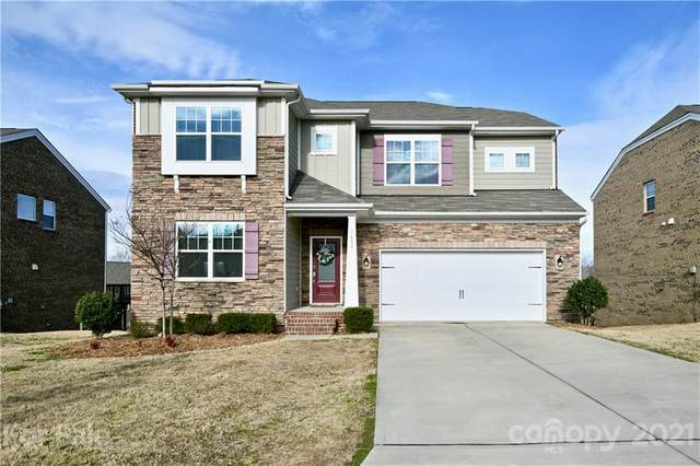 3408 Yarmouth Lane, Gastonia, NC 28056 (#3705334) :: Love Real Estate NC/SC