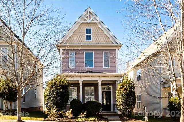 109 Kensington Street, Mooresville, NC 28117 (#3705396) :: Home and Key Realty