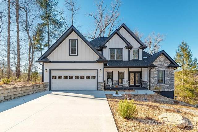 98 Hamilton Woods Lane, Etowah, NC 28792 (#3705455) :: Bigach2Follow with Keller Williams Realty