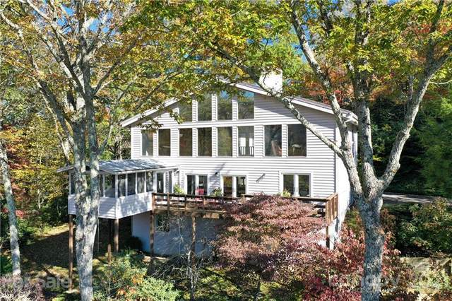 745 Big Ridge Road, Burnsville, NC 28714 (#3705565) :: High Performance Real Estate Advisors