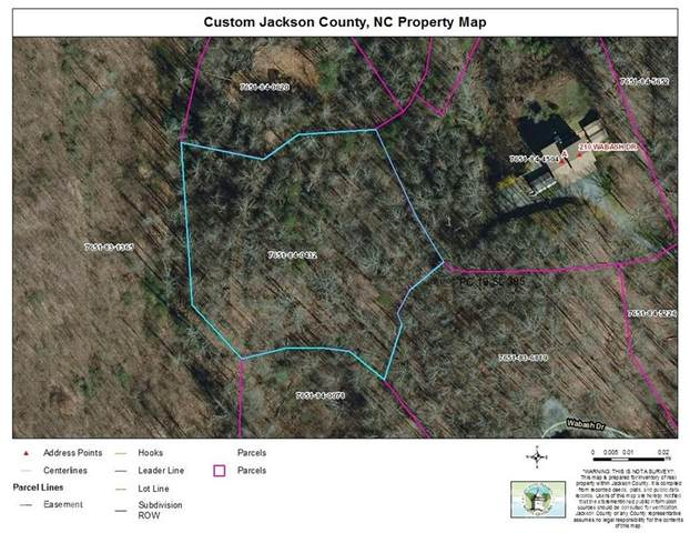00 Wabash Drive, Sylva, NC 28779 (#3705654) :: Mossy Oak Properties Land and Luxury