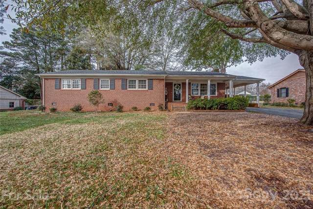 517 Downey Place, Gastonia, NC 28054 (#3705659) :: Home and Key Realty