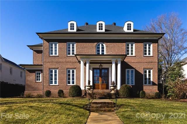 1428 Scotland Avenue, Charlotte, NC 28207 (#3705730) :: Home and Key Realty