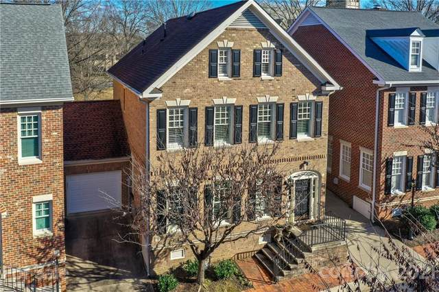 1132 Dilworth Crescent Row, Charlotte, NC 28203 (#3705766) :: SearchCharlotte.com