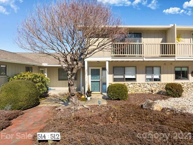 512 Davis Mountain Road #512, Hendersonville, NC 28739 (#3705822) :: High Performance Real Estate Advisors