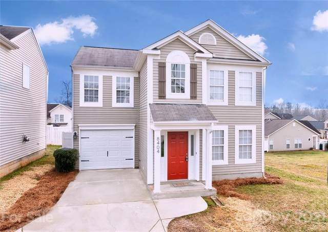 8404 Spirea Court, Charlotte, NC 28215 (#3705909) :: Home and Key Realty