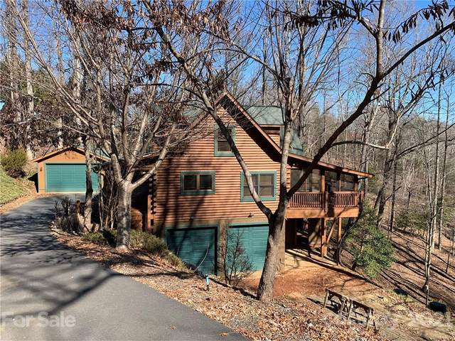 288 Glen Echo Circle, Saluda, NC 28773 (#3705925) :: LKN Elite Realty Group | eXp Realty