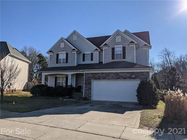 6418 Wyndham Hill Drive, Charlotte, NC 28269 (#3706163) :: LKN Elite Realty Group | eXp Realty