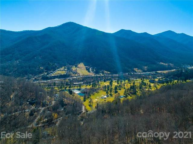 Lot 33 Grandview Cliff Heights #33, Maggie Valley, NC 28751 (#3706340) :: Keller Williams Professionals
