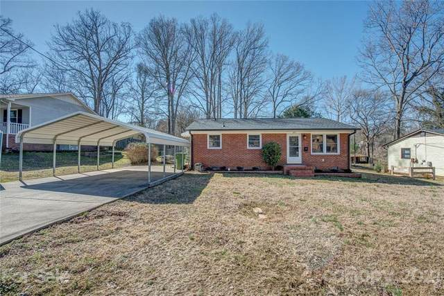 207 W Nims Avenue, Mount Holly, NC 28120 (#3706392) :: Premier Realty NC