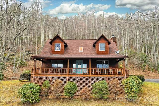 125 Sound Vista Lane, Maggie Valley, NC 28751 (#3706418) :: Keller Williams Professionals