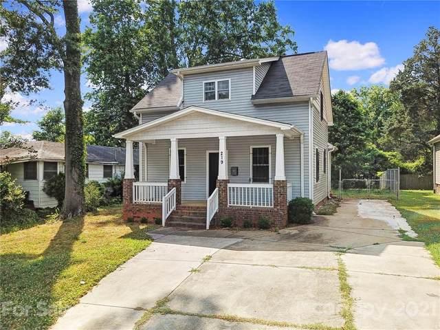 219 Orange Street, Charlotte, NC 28205 (#3706443) :: Keller Williams Realty Lake Norman Cornelius
