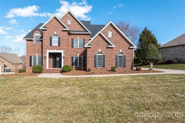 1114 Fox Chase Drive, Newton, NC 28658 (#3706536) :: Burton Real Estate Group