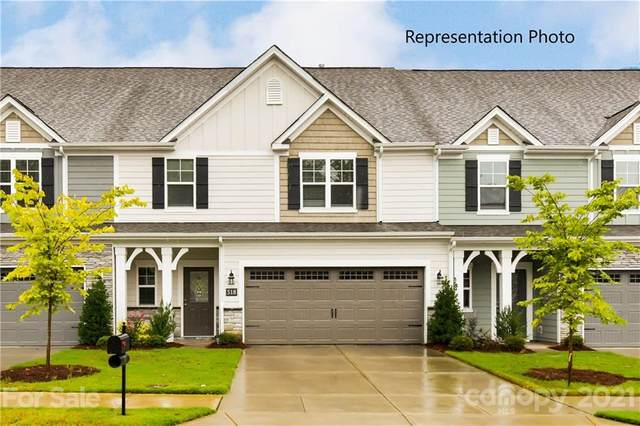 6027 Villa Ford Lane #13, Stanley, NC 28164 (#3706546) :: High Performance Real Estate Advisors
