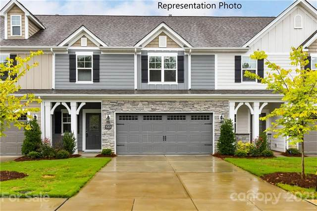 6031 Villa Ford Lane #14, Stanley, NC 28164 (#3706552) :: High Performance Real Estate Advisors