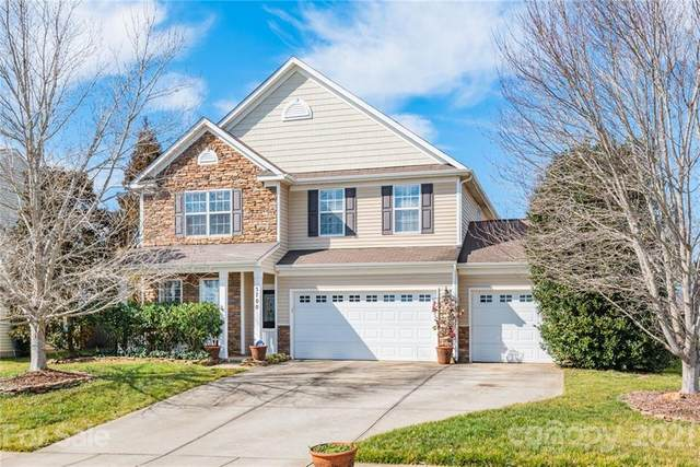 5700 Verrazano Drive, Waxhaw, NC 28173 (#3706619) :: Burton Real Estate Group
