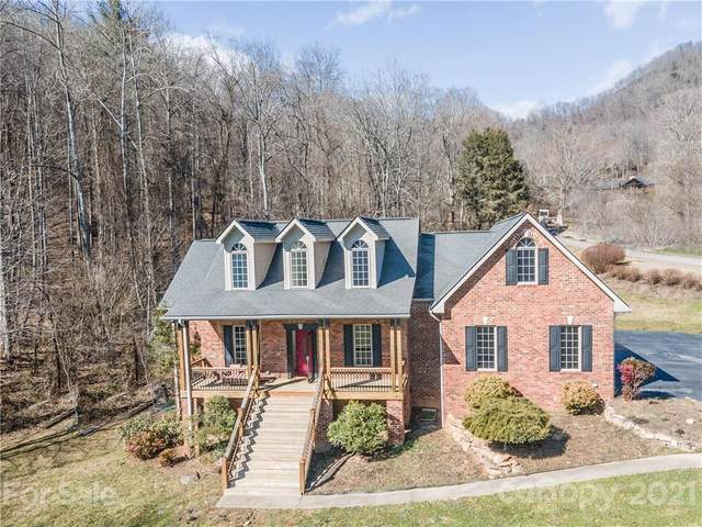 269 Holcombe Cove Road, Candler, NC 28715 (#3706641) :: Keller Williams Professionals