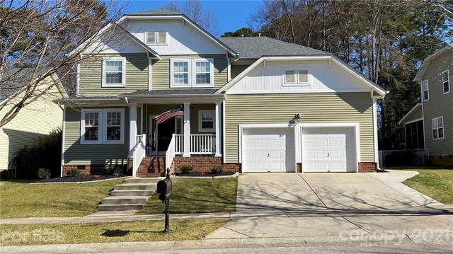 19106 Ruffner Drive, Cornelius, NC 28031 (#3706656) :: LKN Elite Realty Group | eXp Realty