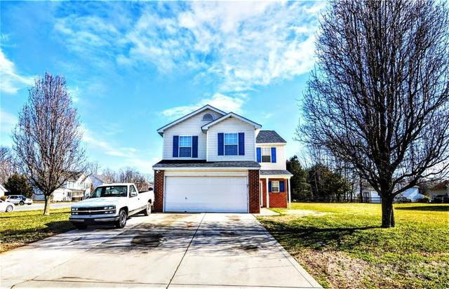 5001 Revelation Way, Monroe, NC 28110 (#3706664) :: Bigach2Follow with Keller Williams Realty