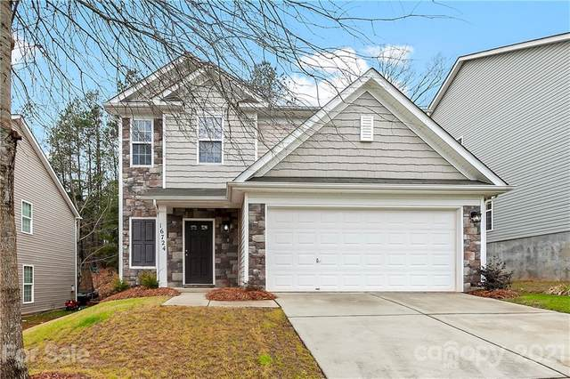 16724 Prairie Falcon Lane, Charlotte, NC 28278 (#3706682) :: Home and Key Realty
