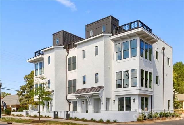 1111 Reece Road #5, Charlotte, NC 28209 (#3706720) :: Mossy Oak Properties Land and Luxury