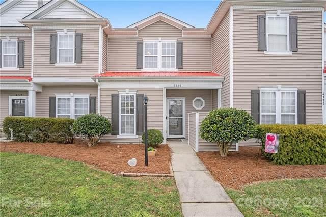 4169 Town Center Road, Harrisburg, NC 28075 (#3706814) :: LePage Johnson Realty Group, LLC