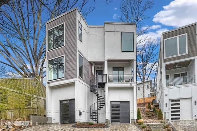 1521 Landis Avenue, Charlotte, NC 28205 (#3706912) :: MOVE Asheville Realty