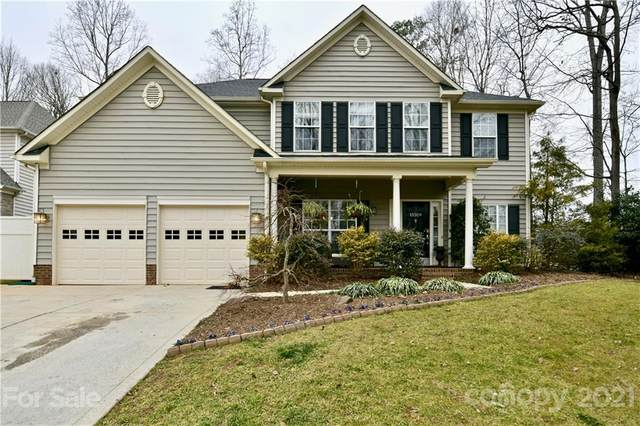 15319 Marshfield Court, Huntersville, NC 28078 (#3706919) :: Home and Key Realty