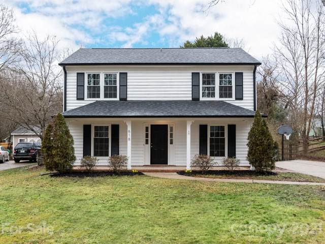 618 Heathermoor Court, Charlotte, NC 28209 (#3706951) :: Home and Key Realty