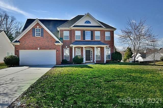 8645 Ridgeline Lane, Charlotte, NC 28269 (#3706961) :: Austin Barnett Realty, LLC