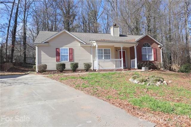 500 Cricketwood Lane, Charlotte, NC 28215 (#3707142) :: Keller Williams South Park
